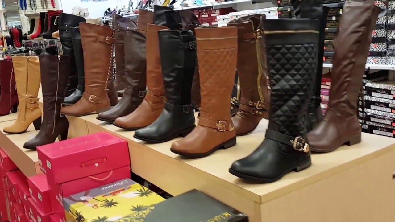 shoe dept boots