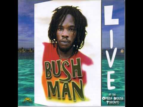 Bushman Nyah Man Chant + Mix Reggae Road Block Radio Show 2012