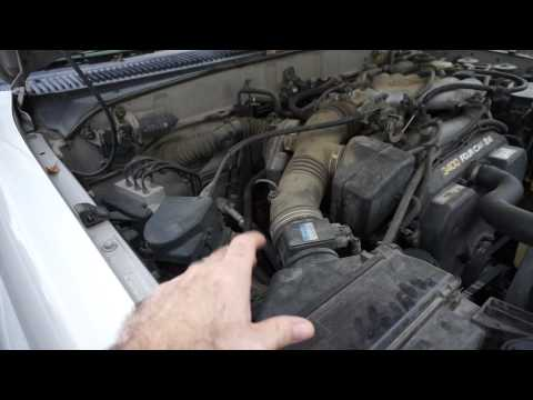 Toyota 4runner 3rd gen 1996-2002 transmission review A340f