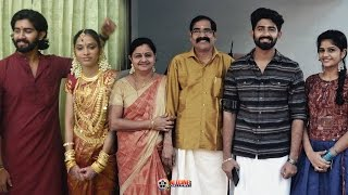 Nandini Serial Actor Rahul Ravi Family Photos
