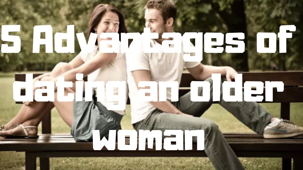 dating 5 years older woman