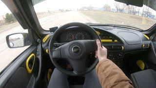 2015 Chevrolet Niva POV Test Drive