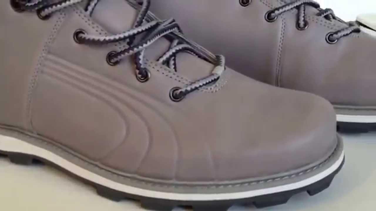beste Wahl heiß-verkaufende Mode bester Großhändler Puma Desierto Talos L boots shoes - YouTube