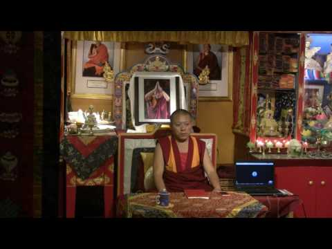 Awarenesses and Knowers with Geshe Ngawang Tenley (9/14/2016)
