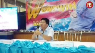 Willie Revillame not yet earning from show in GMA-7