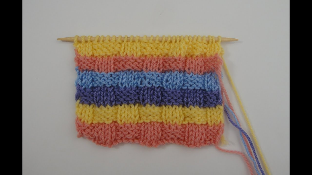 52 teje conmigo una manta para bebe multicolor youtube - Hacer una manta de ganchillo ...