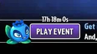 Plants vs Zombies 2 - Neon Mixtape Tour Side B Sneak Peek: Electric Blueberry