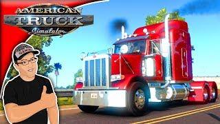 American Truck Simulator Mods Peterbilt 378 Mod Review