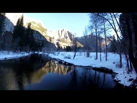 Yosemite Winter Camping - 2015