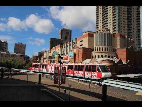 2013 Mai Sydney Monorail
