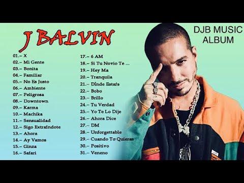 Mejores Exitos De J Balvin