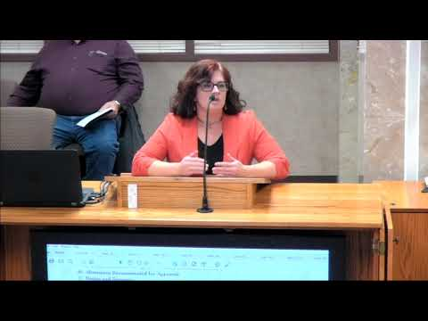 Minnehaha County Commission Meeting - October 30th, 2018