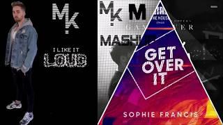 Martin Garrix, Mr. Black, Sophie Francis - Boomshakalak Get Over Game (Marv!n K!m & Makaabi Mashup)