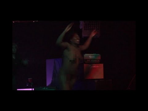 Naked Fan Rushes Then Nosedives Stage at NYC Concert