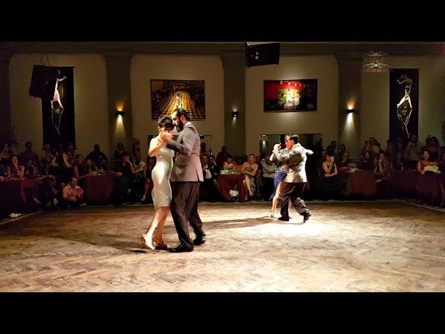 Perfume Tango baile, Jonathan Spitel, Aurora Lubiz, Pepa Palazón, Rolo Valdivieri, Orquesta de tango
