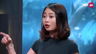 Thương Vụ Bạc Tỷ Tập 7 | Shark Tank Việt Nam | Save Your ocean kêu gọi 50.000$ cho 10% | VTV24