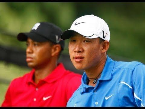 Tiger Woods & Anthony Kim Clinic #Golf