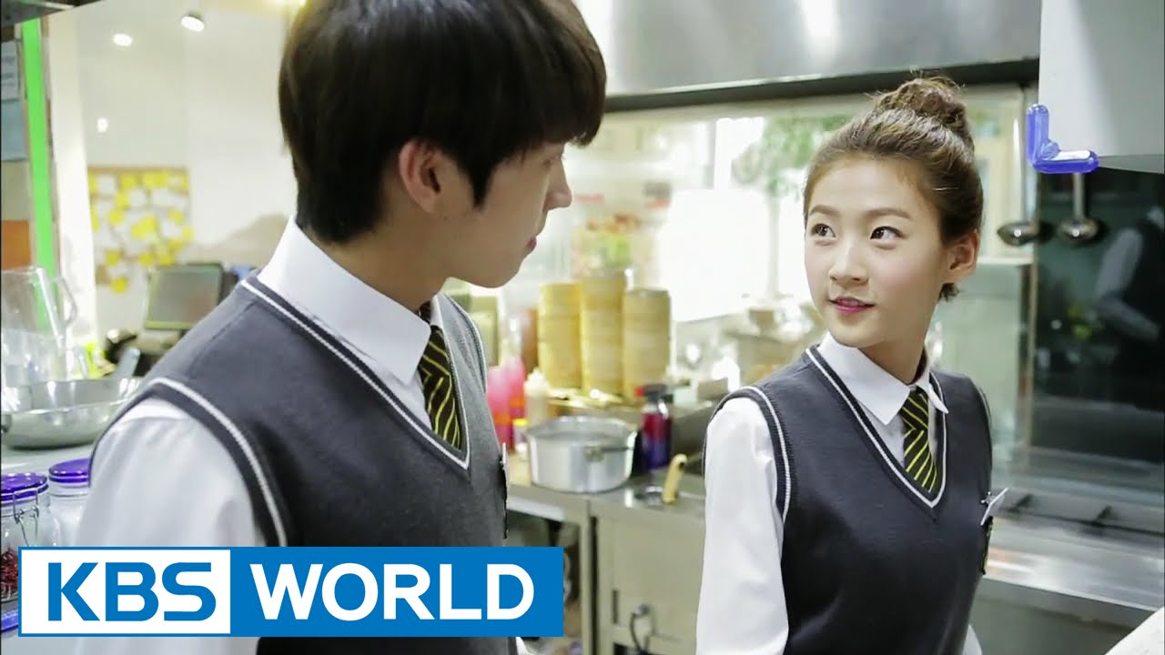 Download Hi! School - Love On   하이스쿨 - 러브온 Ep.10: Telling Yourself Repeatedly to Keep it Cool! [2014.10.21]