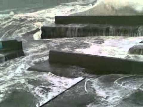 bad weather in faroe islands