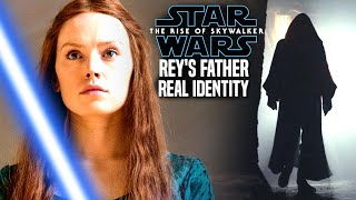 The Rise Of Skywalker Rey's Father Real Identity Revealed & Leaked! (Star Wars Episode 9)