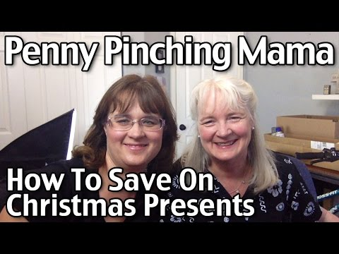Penny Pinching Mama: How To Save On Christmas Presents
