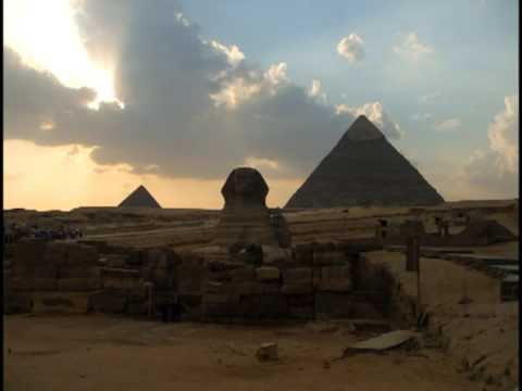 A Taste of Egypt - Trip to the Great Pyramid at Giza