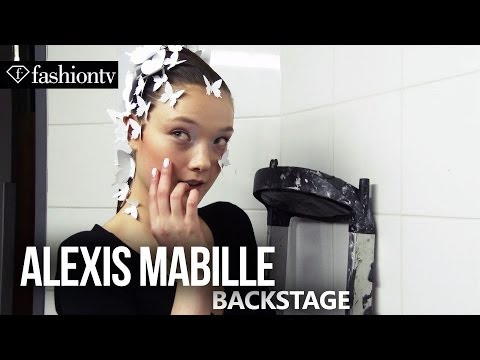 Alexis Mabille Spring/Summer 2014 Backstage | Paris Haute Couture Fashion Week | FashionTV