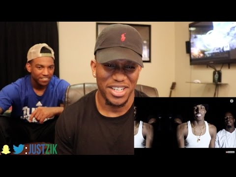 $avage - 6 God Remix (Official Video)-REACTION