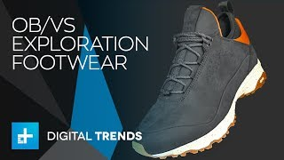 CEO of shoe startup OB/VS talks about exploration-focused footwear