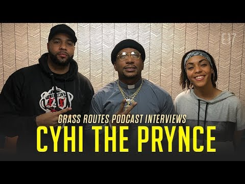 Cyhi The Prynce on Kanye West producing all G.O.O.D Music albums, Jay Z sample | Grass Routes #17