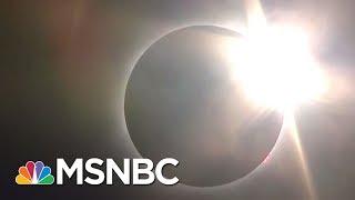 Total Solar Eclipse Over Carbondale, Illinois | MSNBC