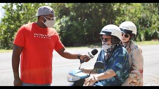 Vault TV Street Coverage: Hurricane Paulette