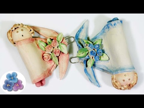 como hacer recuerdos para baby shower facil manualidades