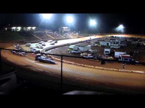 Friendship Speedway(SECA_PRO_LATE CRATES) 9-6-14 part 1 of 2