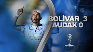 Bolívar vs. Audax Italiano [3-0] | RESUMEN | Segunda Fase | CONMEBOL Sudamericana