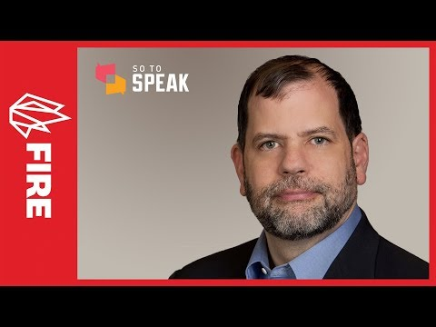 So to Speak podcast: Tyler Cowen on the complacent campus
