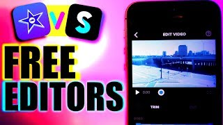 BEST VIDEO EDITING APPS FOR IOS / IPHONE / IPOD / IPAD BEST FREE VIDEO EDITING APPS NO WATER MARK