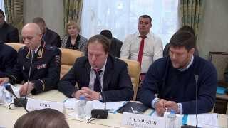 Владислав ГРИБ 16 октября 2013(Законопроект об участии граждан в охране общественного порядка обсуждали участники слушаний 16 октября...., 2013-10-17T06:04:55.000Z)