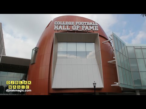 Field Day - Behind The Scenes At The College Football Hall Of Fame