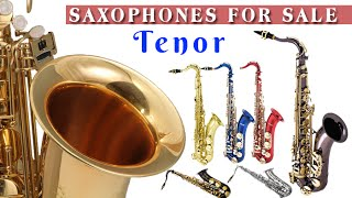 Tenor Saxophone for sale - AFFORDABLE