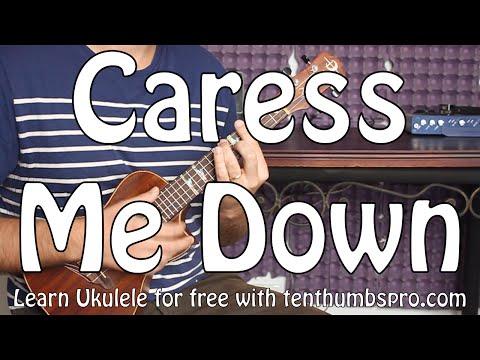 Caress Me Down - Sublime - Ukulele Reggae Tutorial