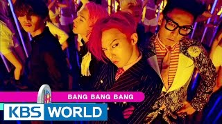 Video BigBang - Bang Bang Bang | 빅뱅 - 뱅뱅뱅 [K-Pop Hot Clip] download MP3, 3GP, MP4, WEBM, AVI, FLV Agustus 2018