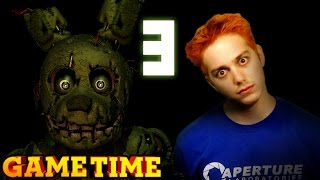 FIVE NIGHTS AT FREDDYS 3 HAS ARRIVED! (Gametime w/ Smosh Games)