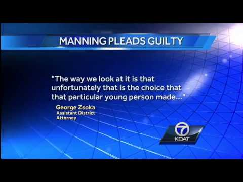 Thomas Manning pleads out