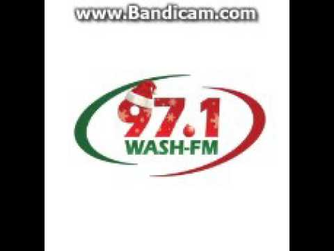 97.1 WASH-FM Station ID November 29, 2016 7:59pm