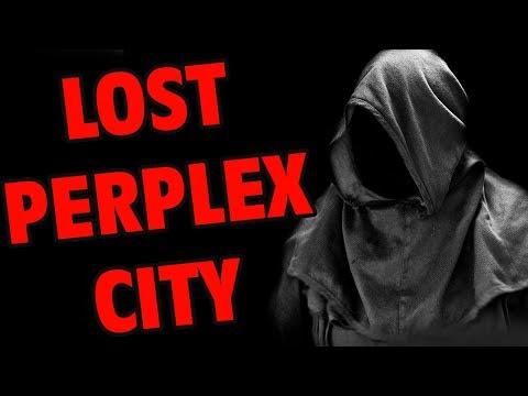 The Mystery Perplex City - Internet Mysteries