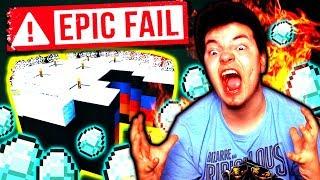 WYGRAŁEM przez FAILE w Build Battle | Minecraft
