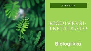 Vaiettu katastrofi - Biodiversiteettikato