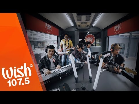 "Magnus Haven Performs ""Imahe"" LIVE On Wish 107.5 Bus"