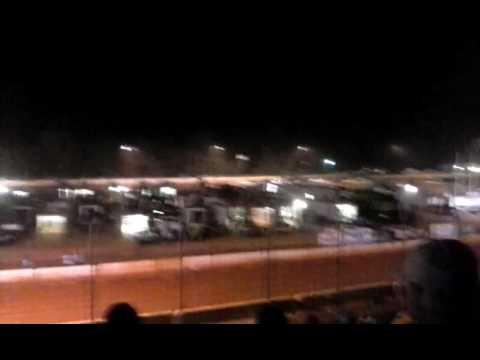 Cherokee speedway race